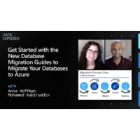 Logo du podcast Get Started with the New Database Migration Guides to Migrate Your Databases to Azure  | Data Expos…