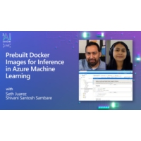Logo of the podcast Prebuilt Docker Images for Inference in Azure Machine Learning | AI Show | AI Show