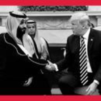 Logo du podcast Trump's Tangled Relationship With Saudi Arabia