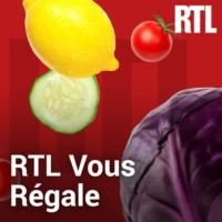 Logo du podcast RTL vous régale du 31 octobre 2020