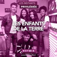 Logo of the podcast ENFANTS DE LA TERRE interview dans Les Instants Privilégiés Hotmixradio.