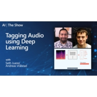 Logo of the podcast Tagging Audio using Deep Learning | AI Show