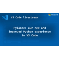 Logo of the podcast Pylance: our new and improved Python experience in VS Code | VS Code Livestreams