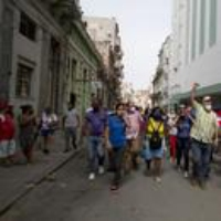 Logo du podcast Mass Arrests Are Taking Place in Cuba Following Recent Protests 2021-07-28