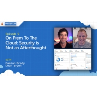 Logo du podcast On Prem To The Cloud: Security is Not an Afterthought (episode 9) | The DevOps Lab