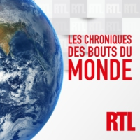Logo of the podcast Chronique des bouts du monde du 3/05/2020