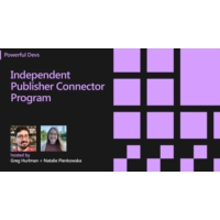 Logo of the podcast Independent Publisher Connector Program | POWERful Devs