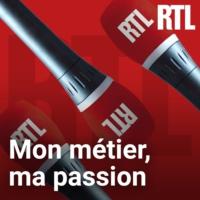 Logo du podcast Mon métier, ma passion du 12 décembre 2020