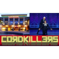 Logo of the podcast Cordkillers 317 – Five Z Words (w/ Roberto Villegas)