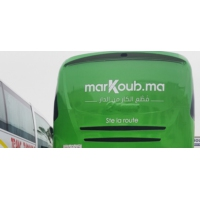 Logo du podcast Markoub vous fait préférer le bus