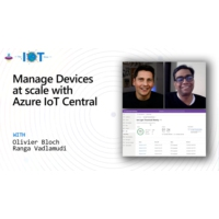 Logo of the podcast Manage Devices at scale with Azure IoT Central | Internet of Things Show