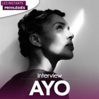 Logo of the podcast AYO interview dans Les Instants Privilégiés Hotmixradio.