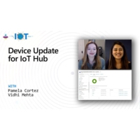 Logo du podcast Device Update for IoT Hub | Internet of Things Show