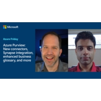 Logo du podcast Azure Purview: New connectors, Synapse integration, enhanced business glossary, and more | Azure Fr…