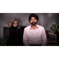 Logo du podcast Financial inclusion, the digital divide and other thoughts on the future of money | Ajay Banga