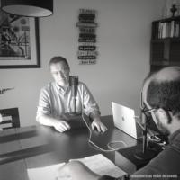 """Logo of the podcast Gilberto Couto: """"A eutanásia é um direito?"""""""