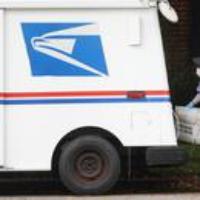 Logo of the podcast Trump vs. the United States Postal Service