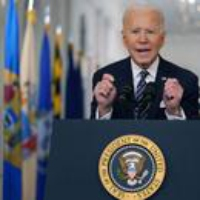 Logo of the podcast President Biden Signs Historic $1.9 Stimulus Bill 2021-03-12