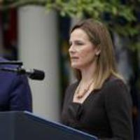 Logo du podcast President Trump Picks Amy Coney Barrett as Nominee for Supreme Court 2020-09-28