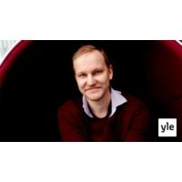 Logo of the podcast Miksi EKP ja muutama muukin EU-instituutio on nyt hajaannuksen tiellä, väitöskirjatutkija Antti Ron…