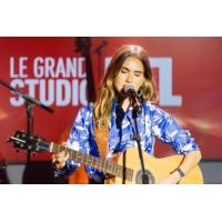 "Logo of the podcast Joyce Jonathan en concert dans ""Le Grand Studio RTL"""