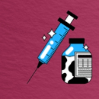 Logo of the podcast SciFri Extra: Science Diction On The Word 'Vaccine'