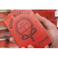 Logo of the podcast Le guide Michelin a contribué au succès du Débarquement en Normandie