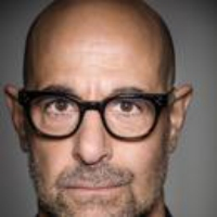 Logo of the podcast Everybody Loves Stanley Tucci