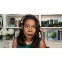 "Logo du podcast Isabel Wilkerson on the U.S. Caste System & VP Pick Kamala Harris Breaking ""Long-Standing Barriers"""