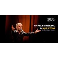 Logo of the podcast Charles Berling lit Chritiane Taubira.