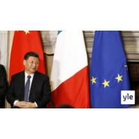 Logo du podcast Kiina tulee Eurooppaan - muuttuuko suhtautuminen?