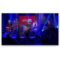 "Logo du podcast Les Innocents en concert dans ""Le Grand Studio RTL"""