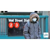 Logo du podcast Pandemia työntää maailmantaloutta taantumaan