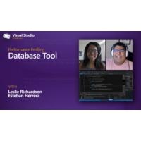 Logo of the podcast Performance Profiling | Database Tool | Visual Studio Toolbox