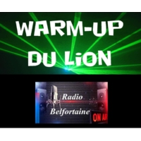Logo du podcast Warm Up du Lion du 6/01/2017 avec Mëtël EkTõshi sur Radio Belfortaine #WUL #WarmUpduLion