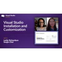 Logo of the podcast Visual Studio Installation and Customization | Visual Studio Toolbox