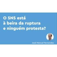 Logo of the podcast SNS: as listas de espera e as clientelas sindicais