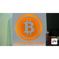 Logo of the podcast Radio Suomesta poimittuja: Bitcoin on digitaalinen valuutta, uudenlainen maksuväline