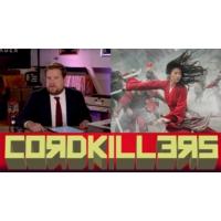 Logo of the podcast Cordkillers 324 – Mulan Demand (w/ Lamarr Wilson)