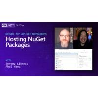 Logo of the podcast DevOps for ASP.NET Developers: Hosting NuGet Packages | On .NET