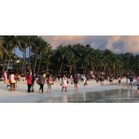 Logo du podcast Après un grand ménage, retour des touristes à Boracay