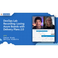 Logo of the podcast DevOps Lab Recording: Loving Azure Boards with Delivery Plans 2.0 | The DevOps Lab