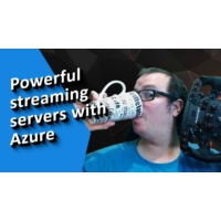 Logo of the podcast Running an Online Conference using Microsoft Azure | All Around Azure