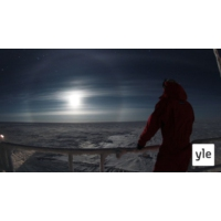 Logo of the podcast Antarktiksen kävijät kertovat tieteen tekemisestä äärirajoilla, upeista maisemista ja huimista lumi…
