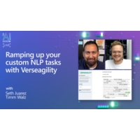 Logo of the podcast AI Show | Ramping up your custom NLP tasks with Verseagility | Episode 30  | AI Show