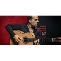 Logo of the podcast Juan Carmona Quartet bientôt au Maroc !
