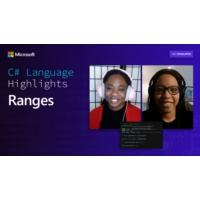 Logo du podcast C# Language Highlights: Ranges   On .NET