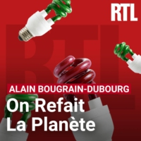 Logo of the podcast On refait la planète du 27 septembre 2020