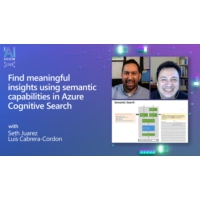 Logo du podcast Find meaningful insights using semantic capabilities in Azure Cognitive Search | AI Show