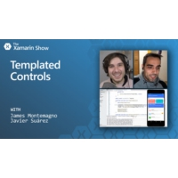 Logo of the podcast Templated Controls are Awesome | The Xamarin Show | The Xamarin Show
